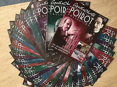 The Poirot Collection magazine