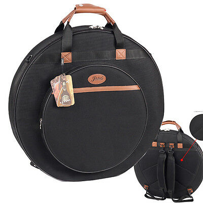 "21"" Deluxe Cymbal Bag Carrying Case"