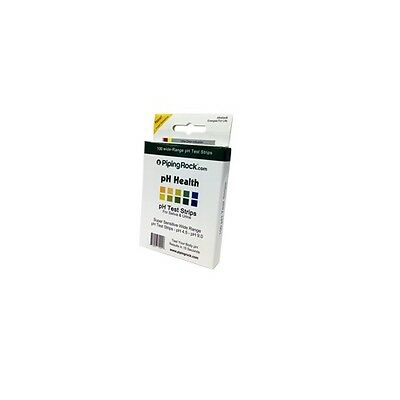 PH Test Strips for Saliva and Urine 100 Ct.