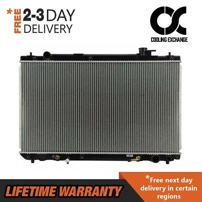 "New Radiator For Toyota Highlander 01-07 2.4 L4 Lifetime Warranty 5/8"" Thick"