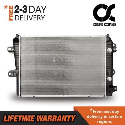 Radiator For Silverado Sierra 2500 HD 35000 03-05 6.6 V8