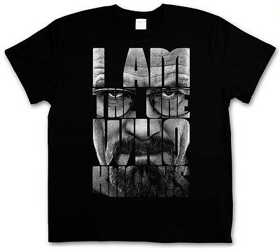 I AU LE ONE WHO FRAPPE TV T-SHIRT - Breaking Walter Blanc Bad - Taille S - 3XL