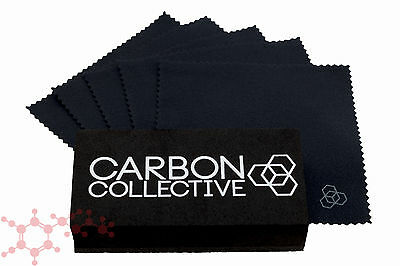Carbon Collective Application Kit ~ Applicator Cloth Coating Nano Detail Car Wax