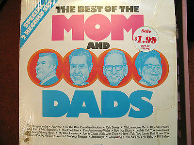 The Best Of The Moms And Dads (GRT...1976)  NM 2 LP Set