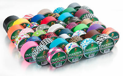 Duck-Tape-Patterns-Colours-Duct-Gaffer-Gaffa-Tape-Repair {48MM X 9.1M}