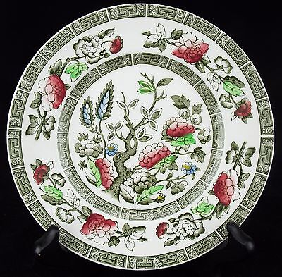 """Ridgway Staffordshire England Indian Tree Bread Butter Plate 6"""" Dinnerware"""