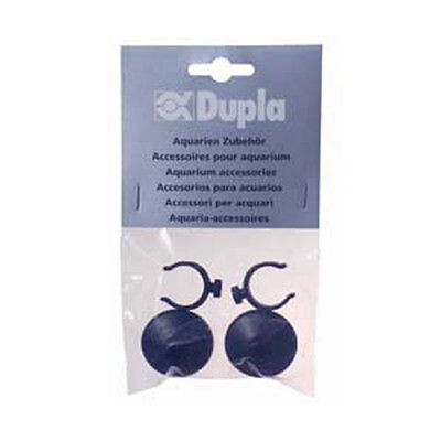 Dupla Aspirateur,2 aspirateur 2 S'accrocher 16 mm Aquariums Aquarium