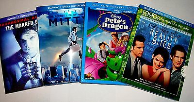 Blu-Ray SLIP COVERS (cover) ONLY - Choose From 38 Titles - ALL of Them $3.50 ea.