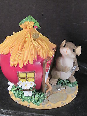 Charming Tails HOME IS WHERE THE HEART IS Mouse Home Sweet Home 89/126