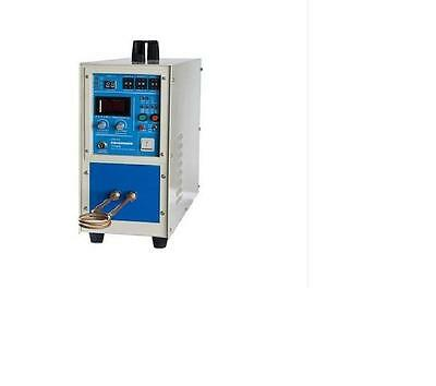 15KW High Frequency Induction Heating Machine Heater Furnace DHL/Fedex Shipping