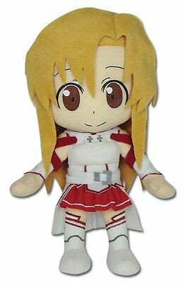 "Official New Authentic ~ 9"" Asuna Plush Doll by Sword Art Online SAO GE-52012!!!"