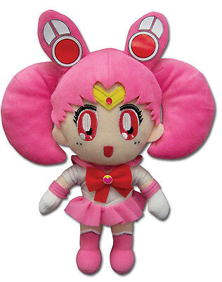 "Great Eastern 8"" Chibimoon Plush Doll GE-52009 Brand New Sailor Moon"