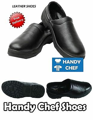 Chef Shoes/Chef Clogs - Light Weight,Slip Resistance,Comfortable & Durable