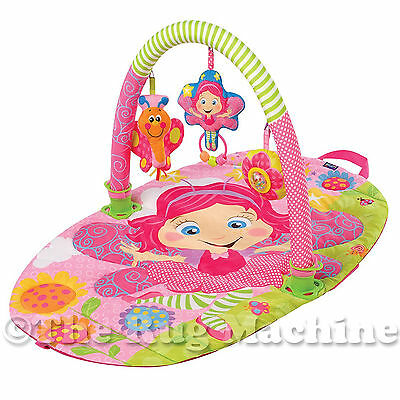 PLAYGRO FAIRY LARGE ACTIVITY BABY GYM TRAVEL MAT - For Ages 0 Months + **NEW**