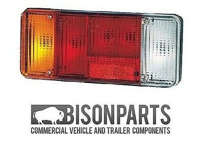 *FITS Iveco Daily 3750 2.3D 124ps 35C13 HPI Chassis Cab Tail Light Lens BP90-100