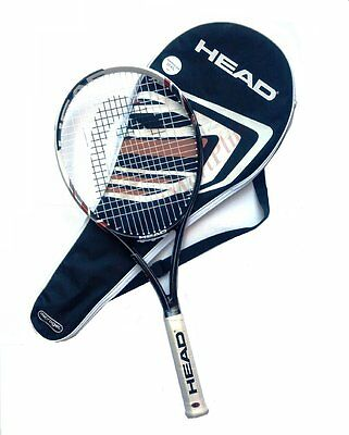 Head MicroGel™ GM Heat Tennis Racket Strung Grip 4 1/4 | Carrying Bag | New