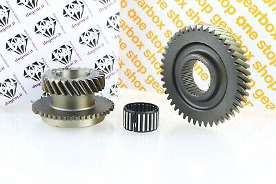 Alfa Romeo Vauxhall Fiat M32 / M20 Gearbox 6th Gear Pair 44/27 teeth DA Gear