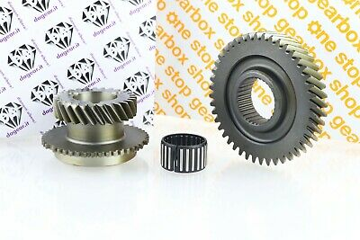 Alfa Romeo / Vauxhall Fiat M32 / M20 Gearbox 6Th Gear Pair 44/27 Teeth Da Gear