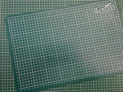 A2 Non Slip Cutting Self Healing Mat with Grid Lines - Art & Craft
