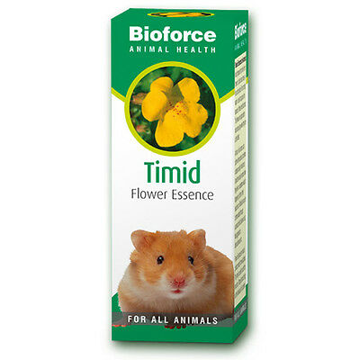 Bioforce Animal Health Timid Flower Essence for all Animals 30ml