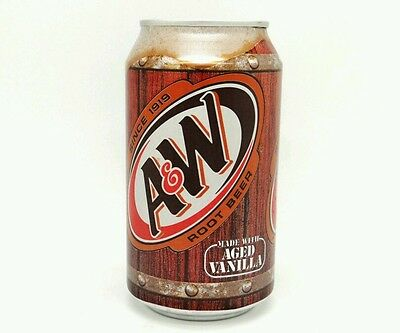 A&W Root Beer Soda 12pk cans 12/12oz cans FREE SHIPPING!*