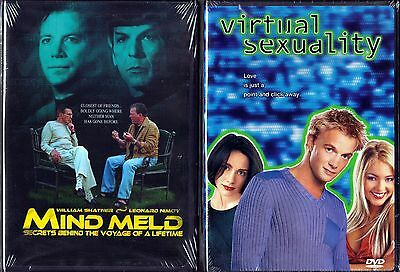 Mind Meld: Secrets Behind the Voyage of a Lifetime (DVD)& Virtual Sexuality(DVD)