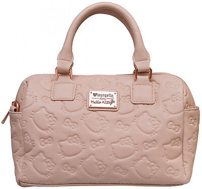 Loungefly Hello Kitty Dusty Pink Outline Cross Body- NWT