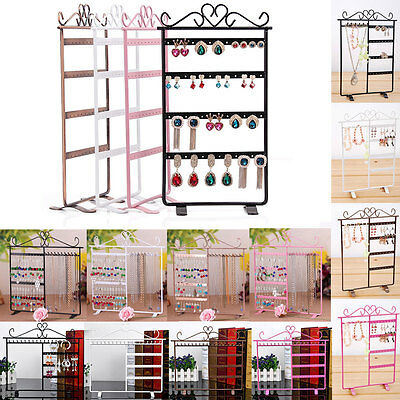 Jewellery Jewelry Display Holder Earring Bracelet Necklace Organizer Stand Rack