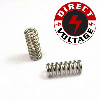 Ten Leveling and Extruder Springs for Reprap Prusa Mendel 3D Printer