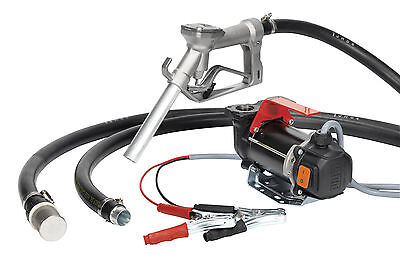 Sealey Diesel/Fluid Transfer Pump Portable 12V TP96 Delivers Up To 43ltr