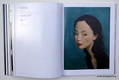 catalog Chinese modern and contemporary art POLY auction 2012 HK painting book
