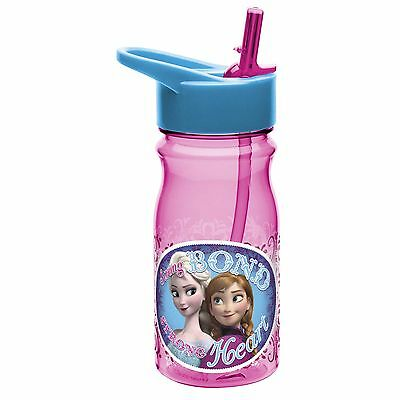 Frozen (Ana & Elsa)-Water Bottle By Zak Designs+