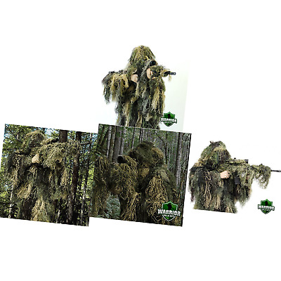 Warrior Ghillie Suit by Arcturus Camo