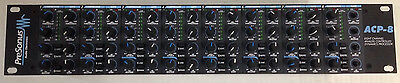 Presonus ACP8 8 Channel Compressor, Limiter, Gate ACP-8 Missing Knobs Rack Mount