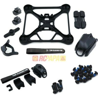 TBS Team BlackSheep Oblivion Frame & Screw Set with HD Add-on for FPV Quad DIY