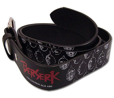 *NEW* Berserk Behelit PU Leather Medium (M) Belt