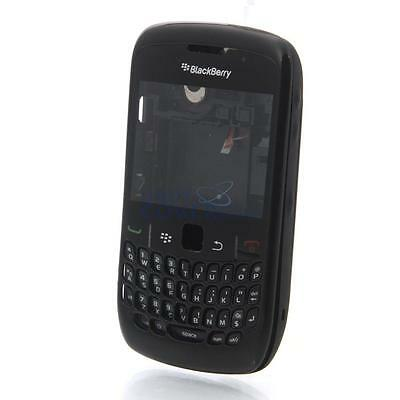Full Housing Case Cover Keypad Lens Fix for Blackberry Curve 8520 High Quality