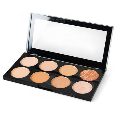 Makeup Revolution All About Bronze. Bronzing Contouring Highlighting Palette