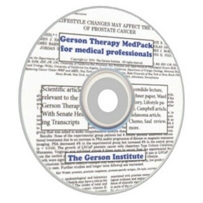 Gerson Therapy Med-Pack
