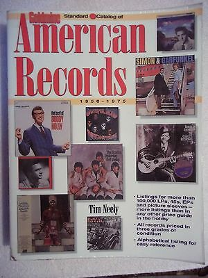 Goldmine Standard Catalog of American Records by Tim Neely-1998