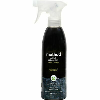 Method Granite And Marble Cleaner Spray - 12 Oz