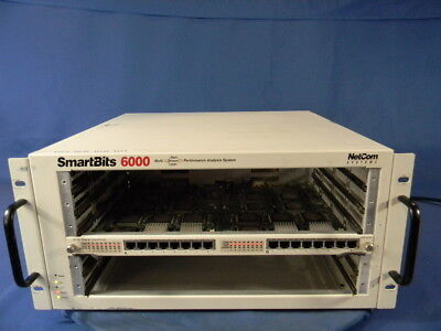Netcom SMB6000 Network Performance Analysis System Mainframe