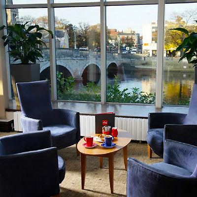 Discount Hotel Break Park Inn BEDFORD only £ 55 for 2ppl B&B & Prosecco 54% off!