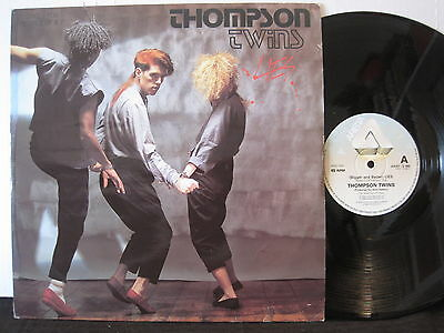 NEW WAVE SYNTH/ Thompson Twins - Lies