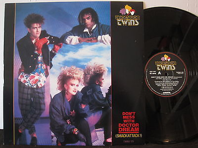 NEW WAVE SYNTH/ Thompson Twins - Don't Mess With Dr. Dream