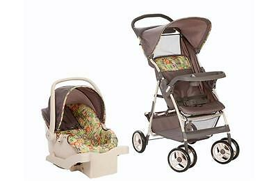 Cosco Commuter Travel System Car seat and stroller, Born To Be Wild