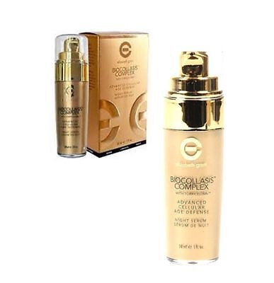 Elizabeth Grant Biocollasis Complex Advanced Cellular Age Defense Night Serum