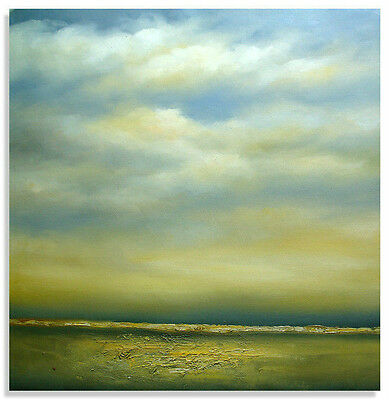 cloud sky Modern decor art Original Abstract hand painted oil painting canvas