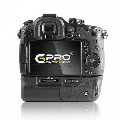 CGPro DMW-BGGH3 Replacement Battery Grip for Panasonic Lumix DMC-GH4 GH3 UK!