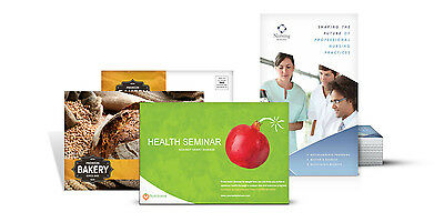 2500 FULL COLOR 5x7 Postcards Double Sided + Free Design + Free Shipping